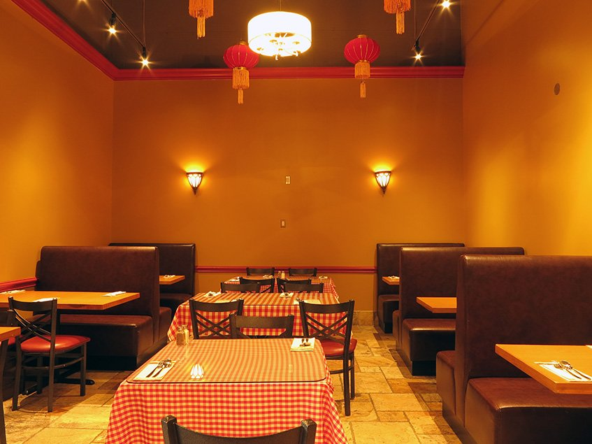 Hakka Spice Chinese Restaurant - Interior View