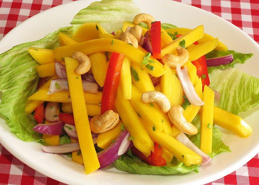 Hakka Spice Chinese Restaurant - Mango Salad