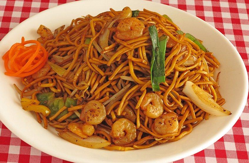 Shrimp Hakka Chowmein